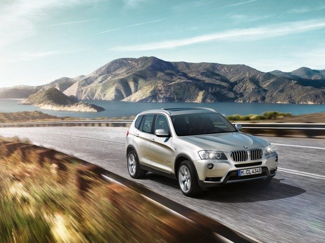 BMW X3 F25 Wallpapers 655x491