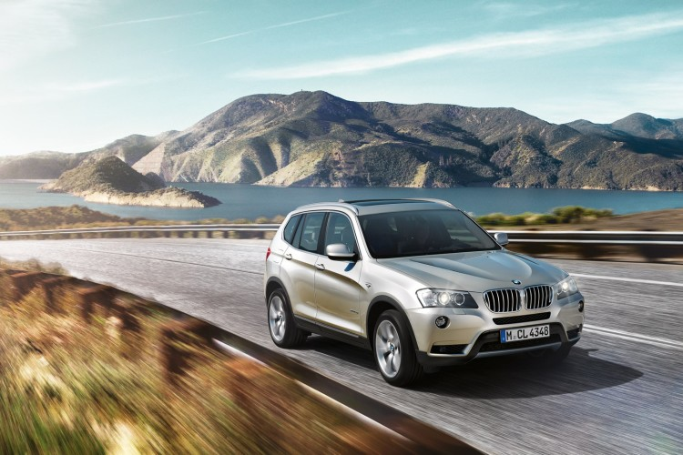 BMW X3 F25 Wallpapers 750x500