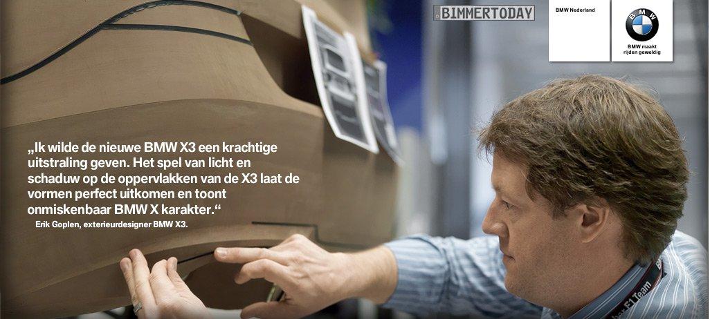 BMW X3 F25 bmw nl411