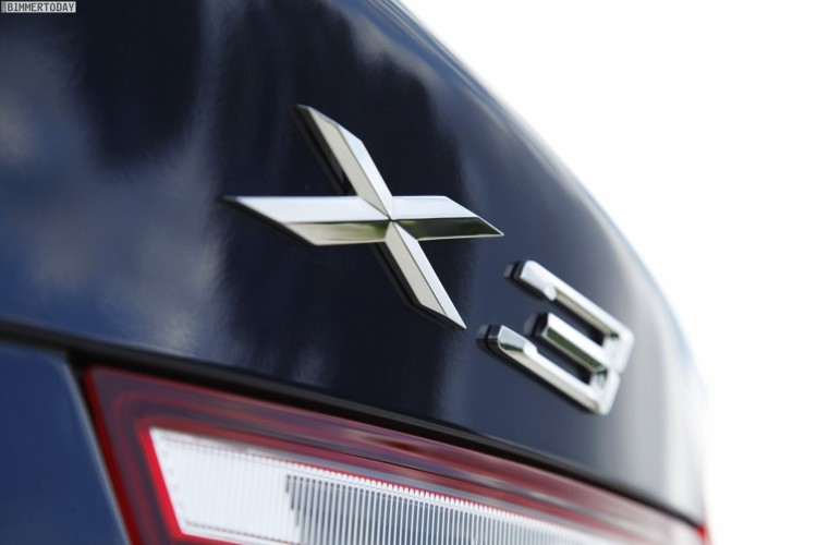 BMW X3 sDrive18d 2012 Spar Diesel Hinterradantrieb 2WD 05 750x500