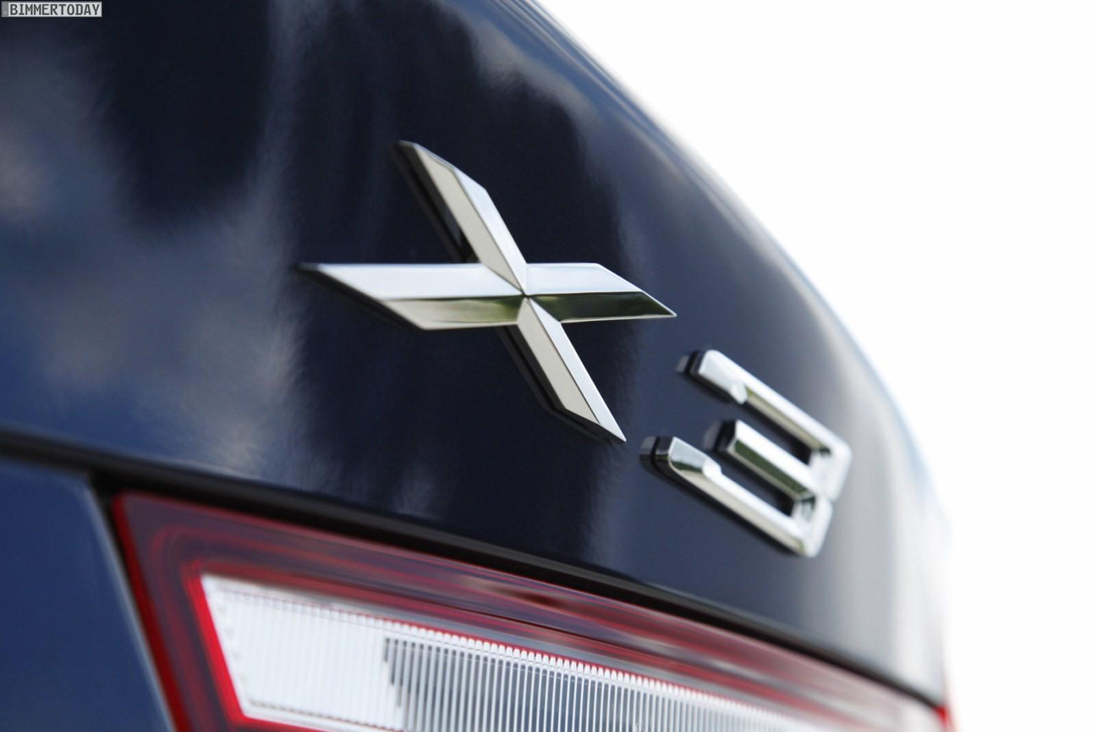 BMW X3 sDrive18d 2012 Spar Diesel Hinterradantrieb 2WD 05