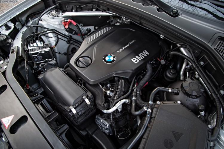 BMW X3 xDrive20d 2014 F25 LCI B47 Diesel Motor 022 750x499