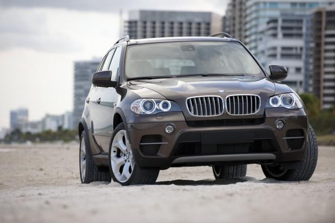 BMW X5 E70 Facelift LCI 53 655x436