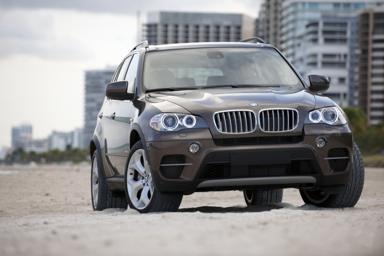 BMW X5 E70 Facelift LCI 531 750x500