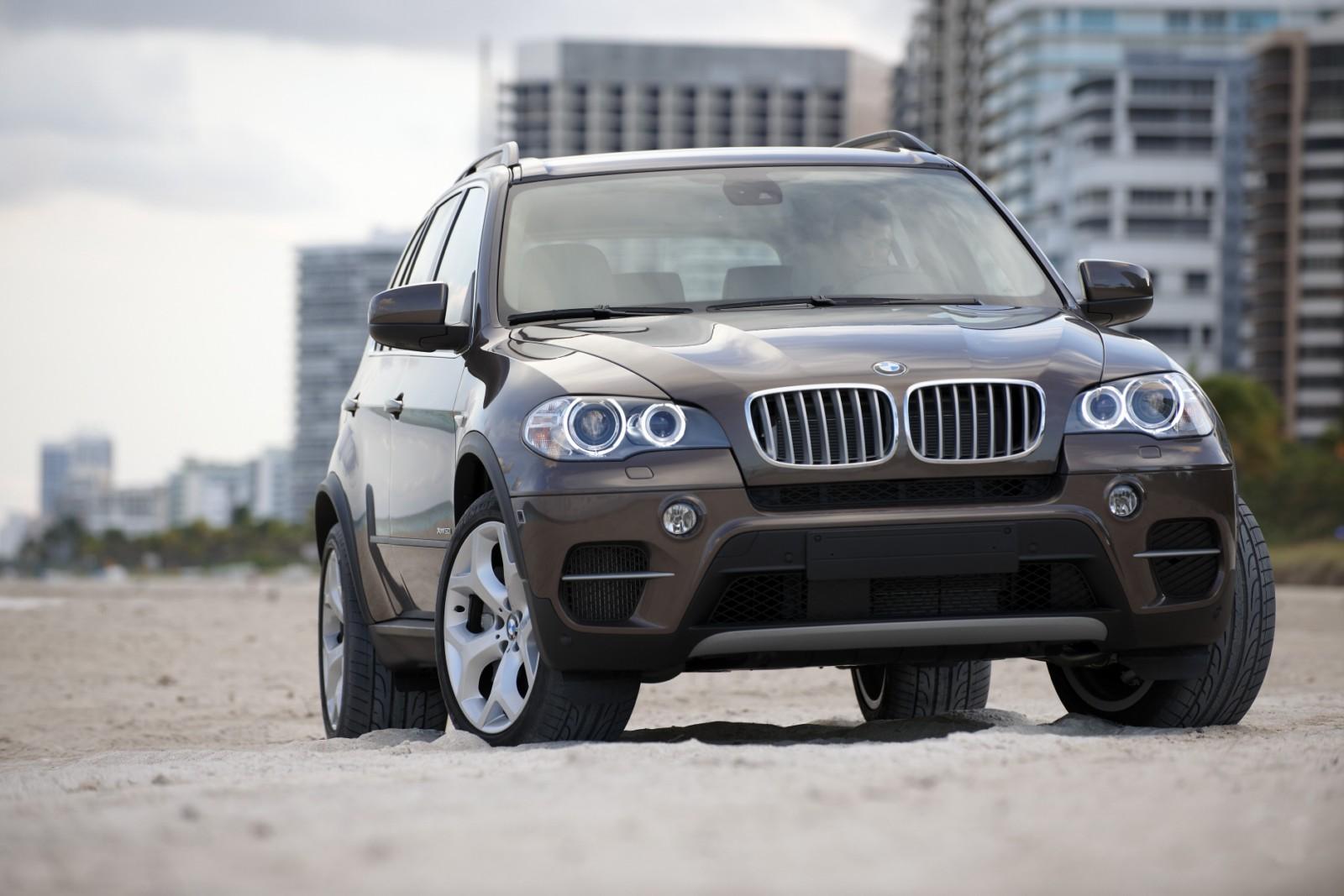 BMW X5 E70 Facelift LCI 532