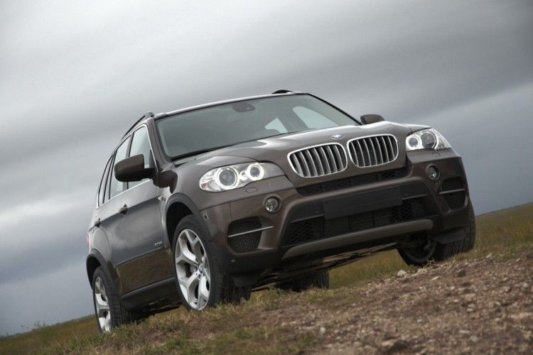BMW X5 E70 Facelift LCI 54 750x500