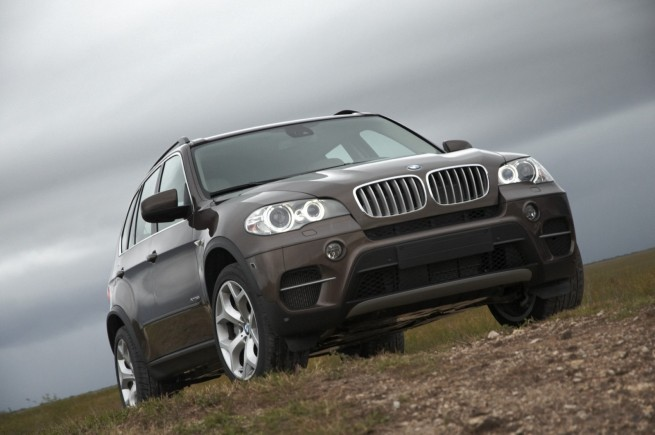BMW X5 E70 Facelift LCI 541 655x435