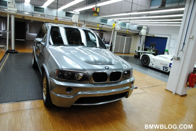BMW X5 LeMans 311 655x438