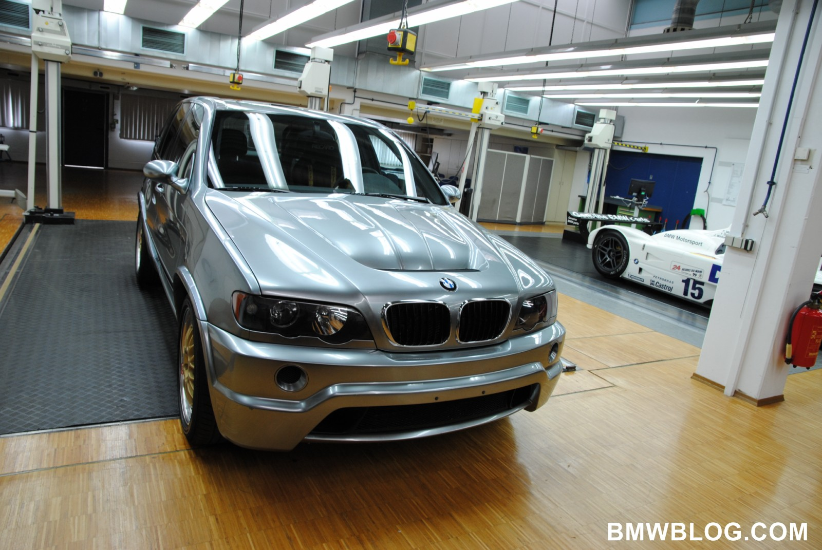 BMW X5 LeMans 311