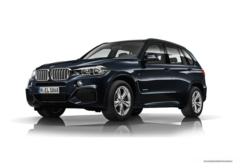 2014 Bmw X5 With M Sport Package