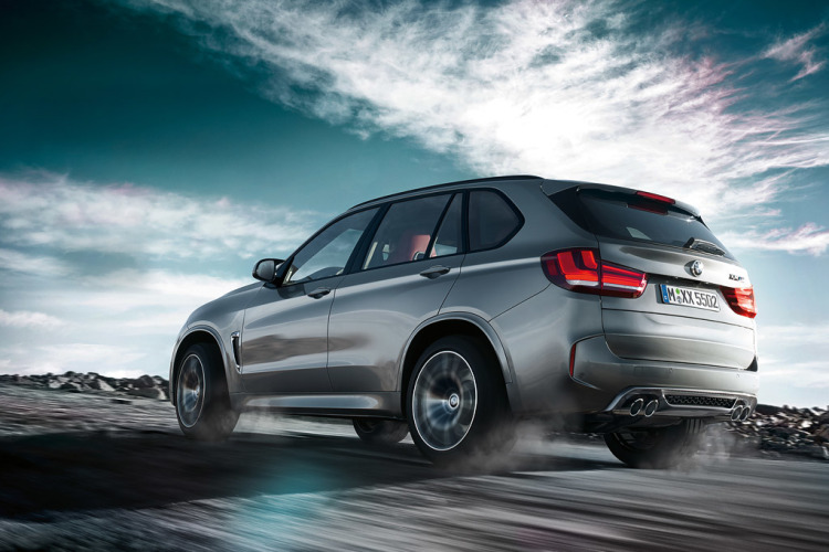 BMW X5 M wallpaper 1 750x500