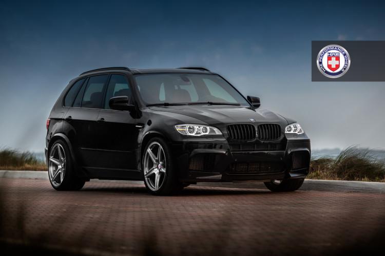 BMW X5M HRE TR45 Wheels 01 750x500