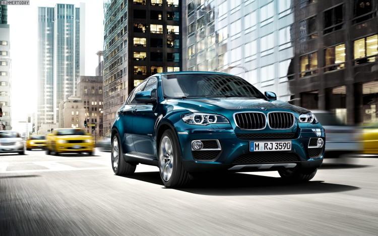 BMW X6 Facelift E71 LCI Wallpaper 1920x1200 02 750x468