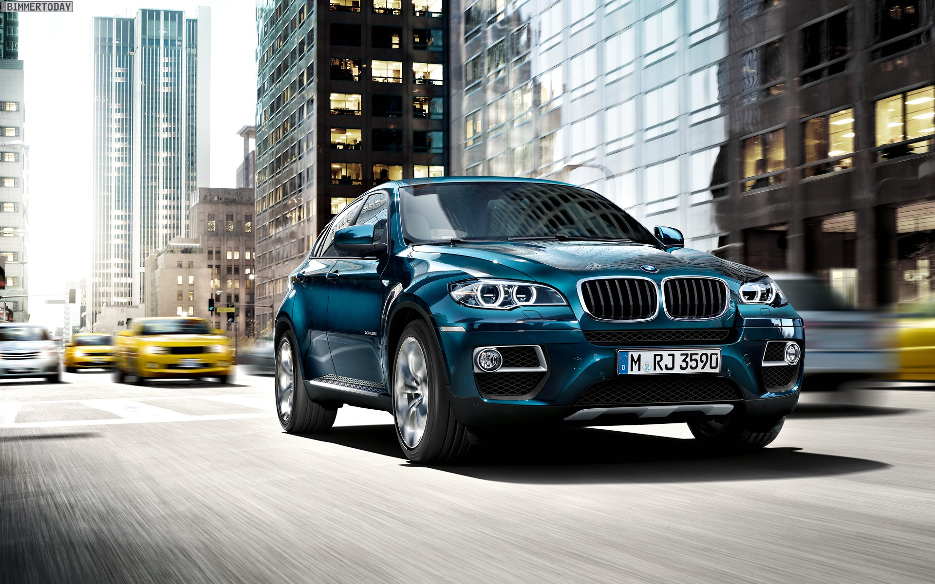 History Of The Bmw X Series