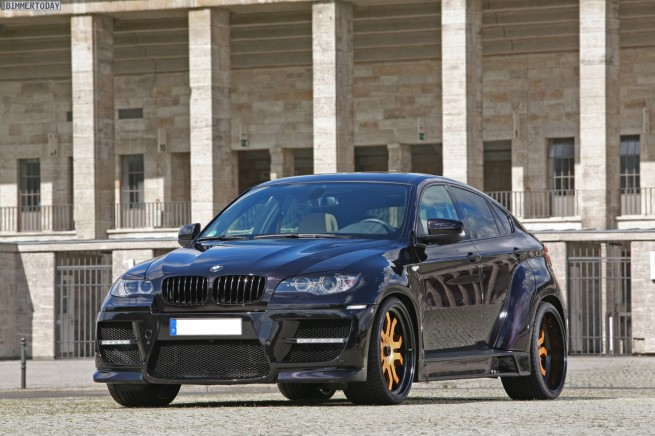 BMW X6 Widebody Kit CLP Bruiser 14 655x436