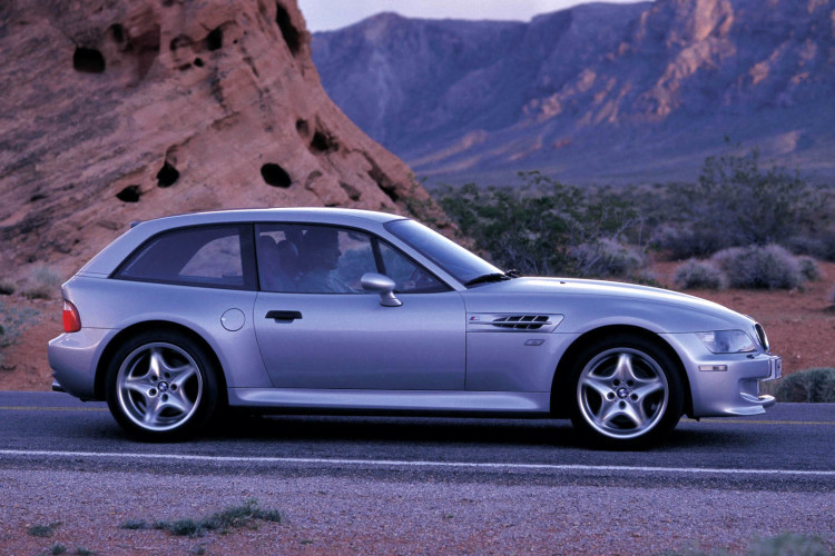 The Bmw Z3m Coupe Is Already A Classic