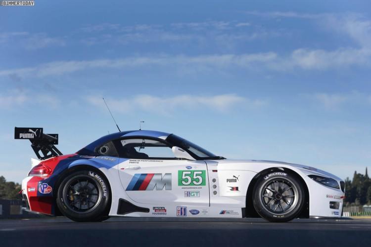 BMW Z4 GTE BMW Team RLL ALMS 2013 01 750x500