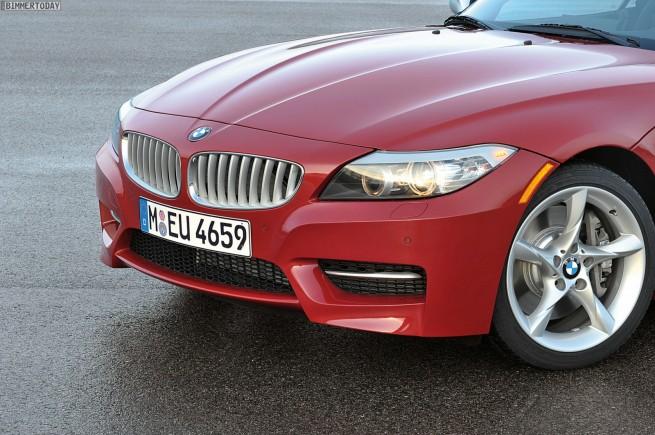 BMW Z4 Roadster E89 655x435