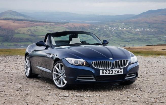 BMW Z4 Roadster E89 Tiefseeblau Metallic UK 09 655x416