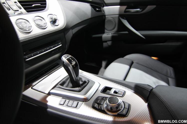 2012 Paris Motor Show: BMW Z4 sDrive20i M Sport in Melbourne Red
