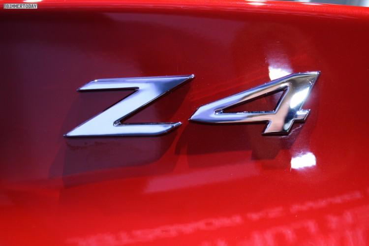 BMW Z4 sDrive35is Exterieur 011 750x500