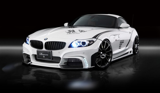 BMW Z4 tilt front 800 655x381