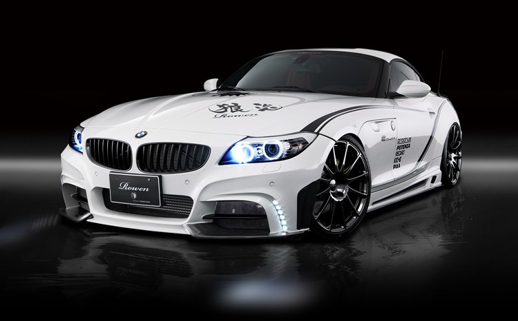 BMW Z4 tilt front 800 750x466