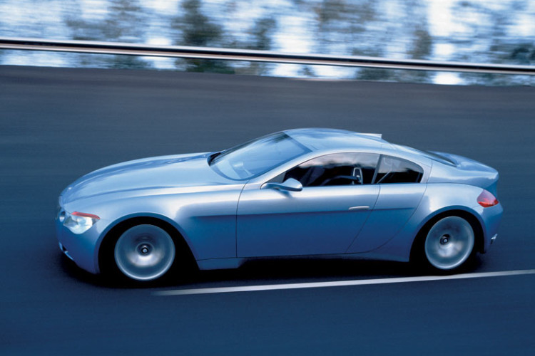 Did You Know That Bmw Actually Built A Z9 Concept