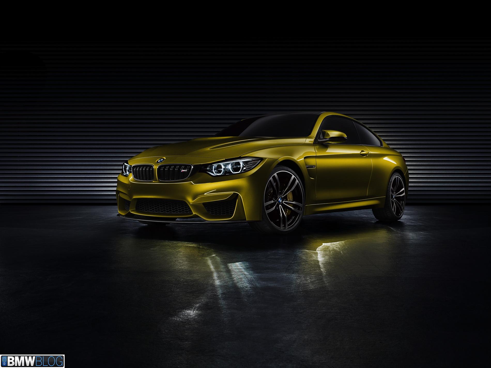 BMW concept m4 coupe images 01