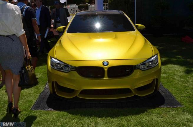BMW concept m4 pebble beach image 655x433