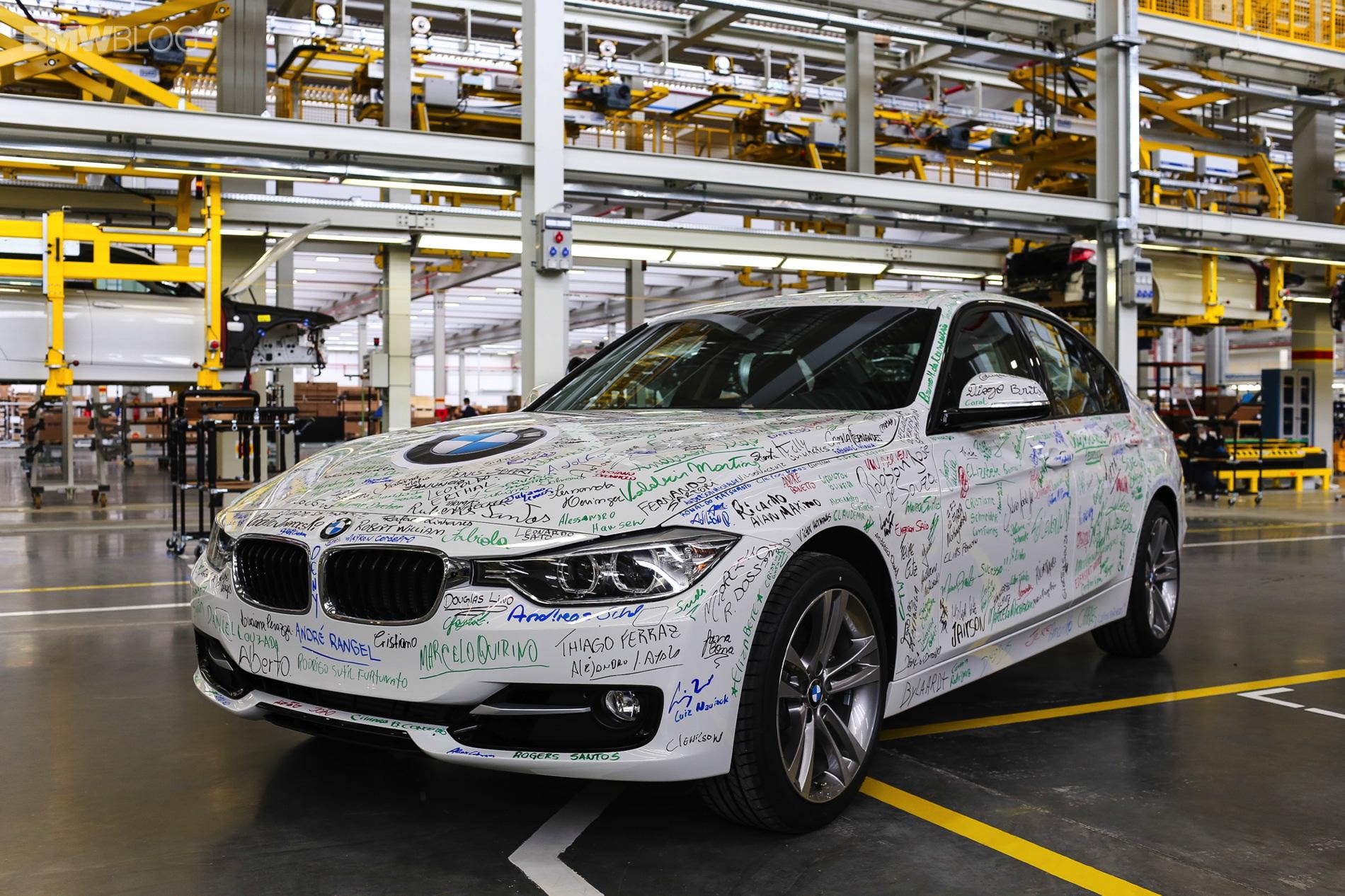 BMW factory brazil 8