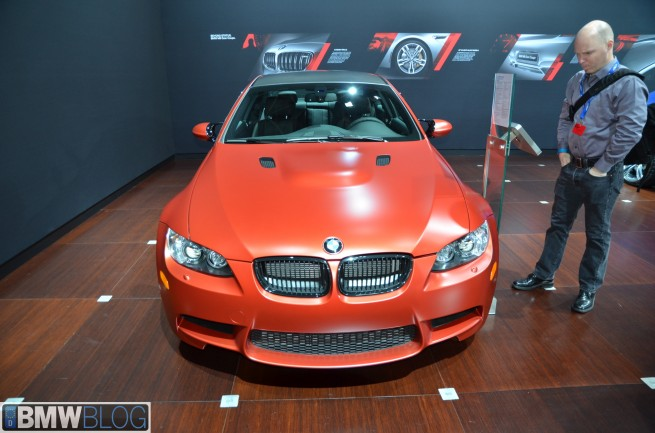 BMW frozen red pictures 011 655x433