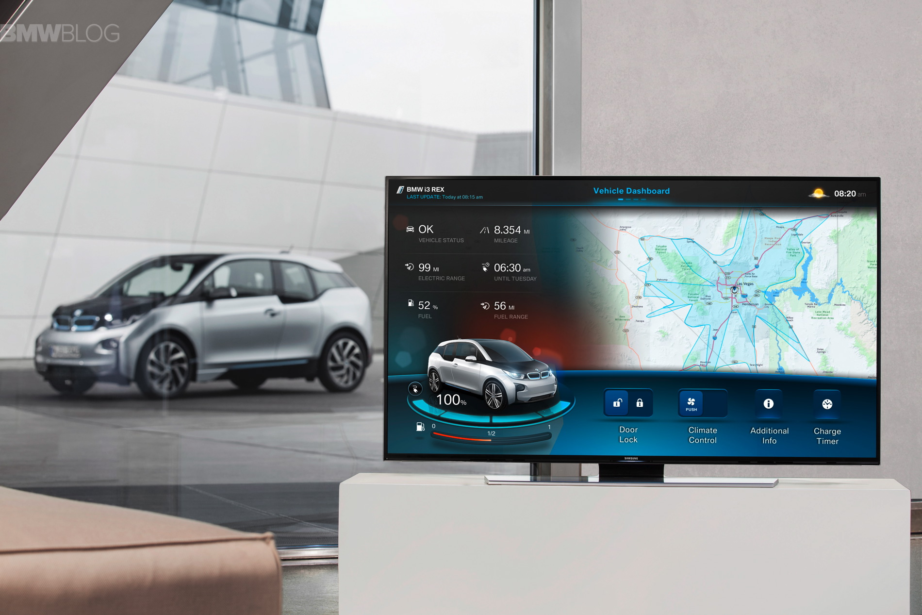 BMW i Connected Mobility images 12