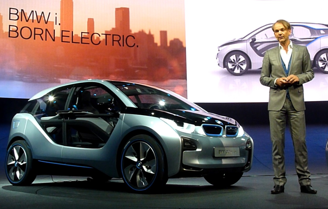 Bmwblog At The Launch Of New Bmw I3 And I8
