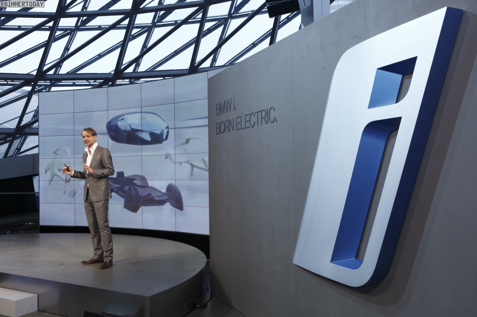 BMW i Pressekonferenz BMW Welt Fotos 05