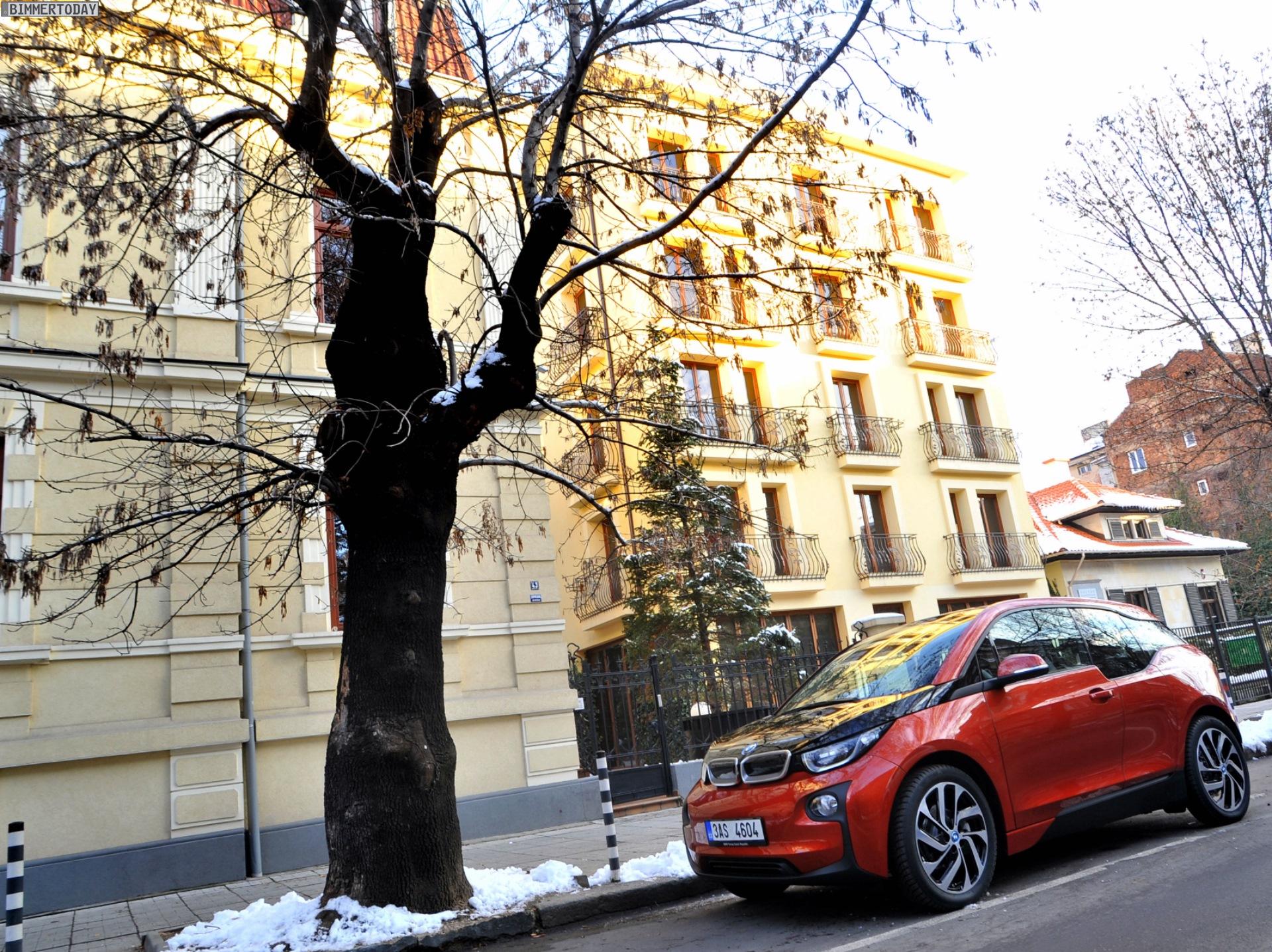 BMW i3 2013 Sofia Bulgarien Premiere 02