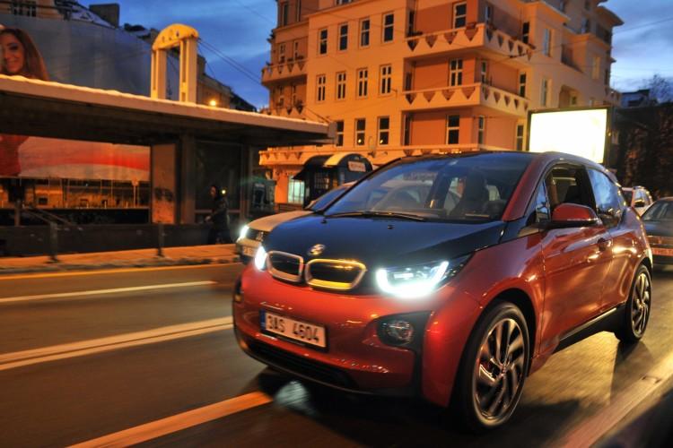 BMW i3 2013 Sofia Bulgarien Premiere 04 750x500