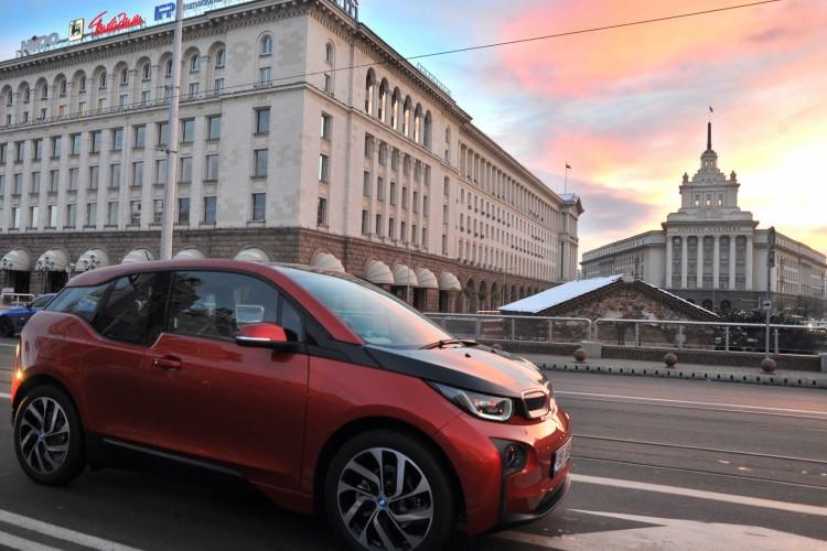 BMW i3 2013 Sofia Bulgarien Premiere 09 750x500