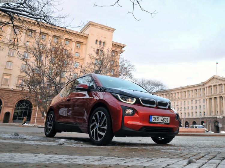 BMW i3 2013 Sofia Bulgarien Premiere 11 750x561