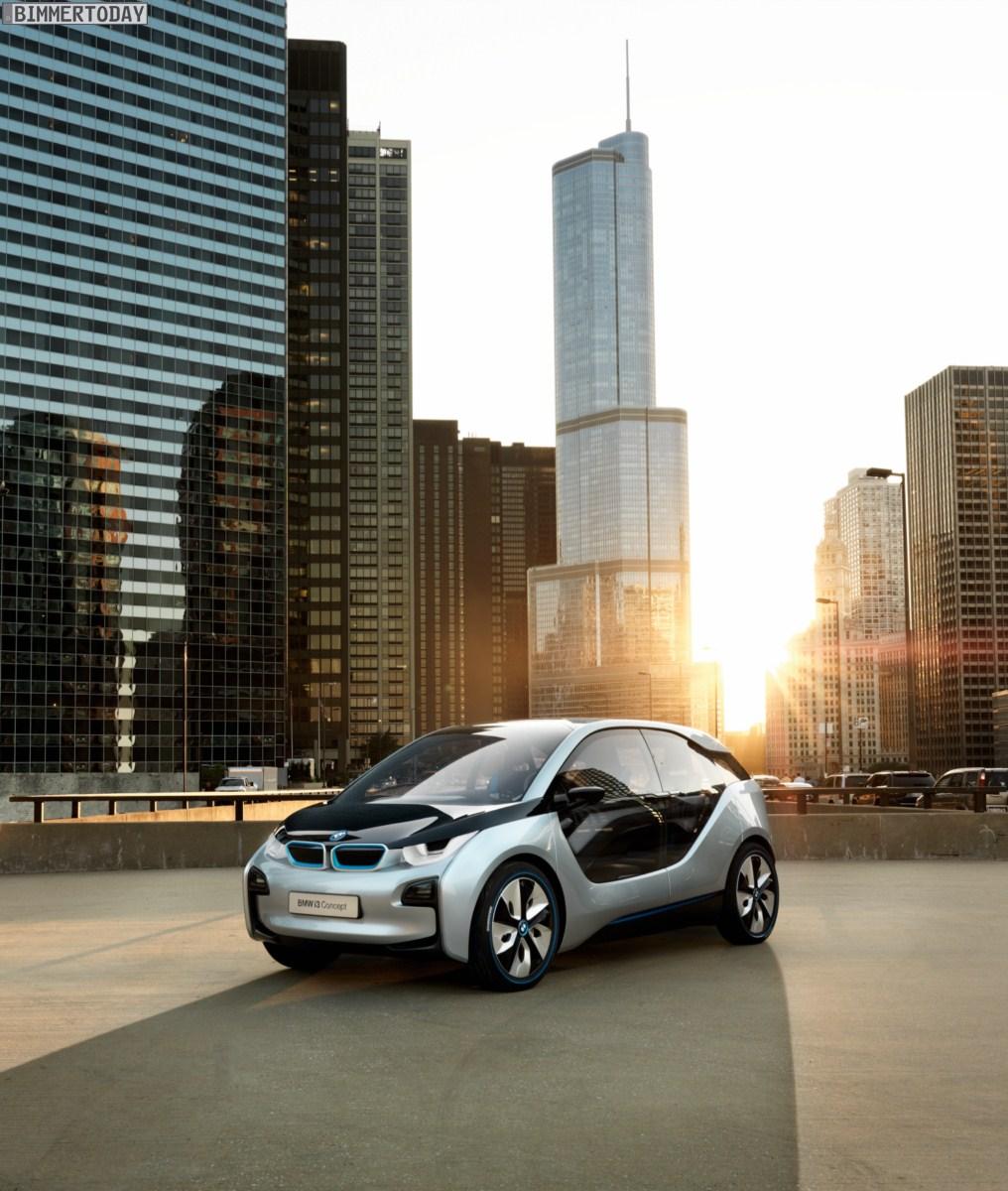 BMW i3 Concept Exterieur 01