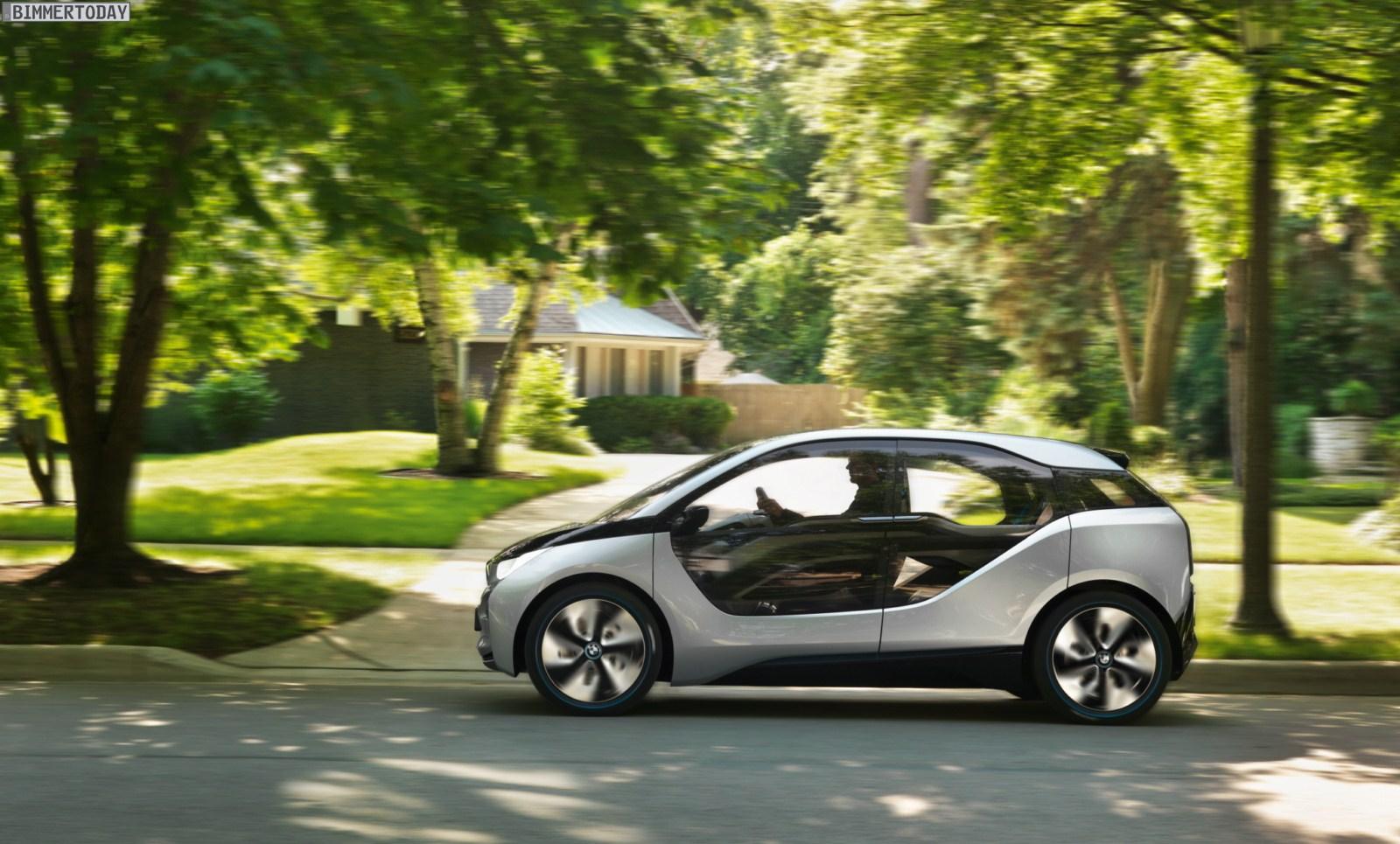 BMW i3 Concept Exterieur 02