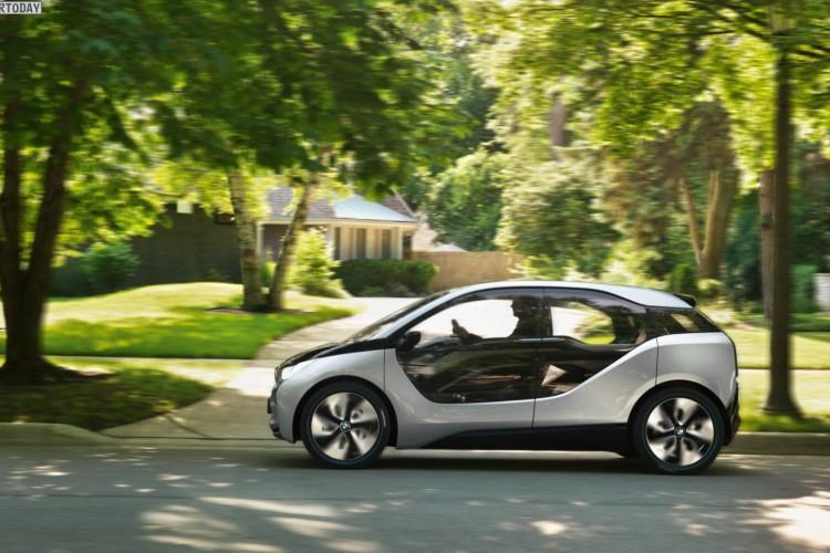 BMW i3 Concept Exterieur 021 750x500