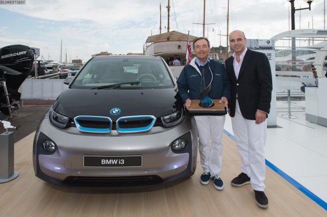 BMW i3 Les Voiles 2013 Saint Tropez Yacht Regatta 02 655x435
