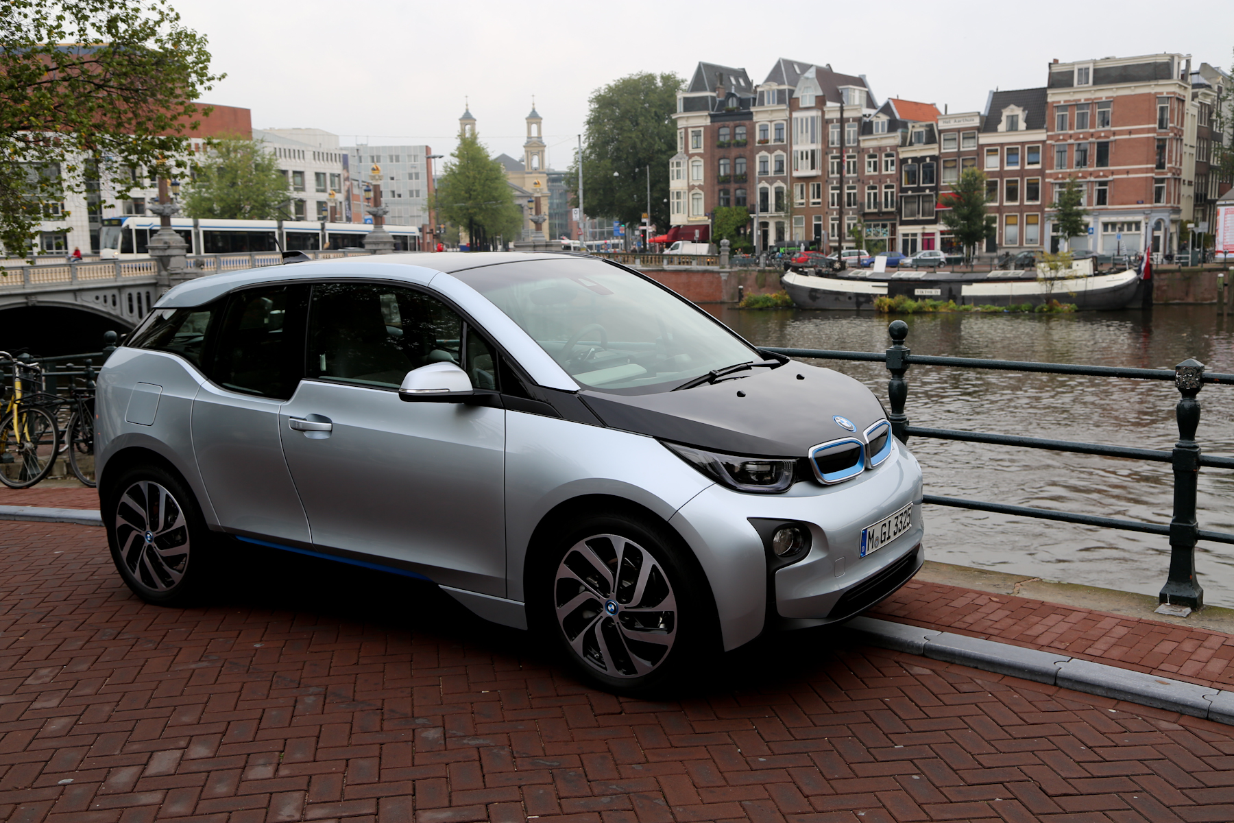 Bmw I3 Range Extender Review By Car Magazine