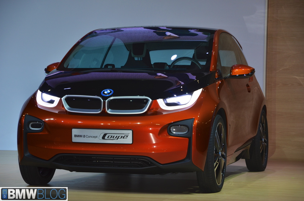 BMW i3 coupe concept 331