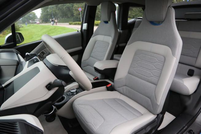 BMW i3 interior photos - Shawn Molnar | BMWBLOG-19