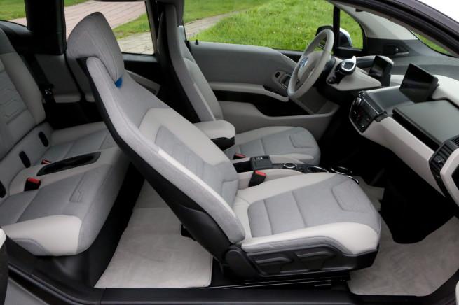 BMW i3 interior photos - Shawn Molnar | BMWBLOG-8