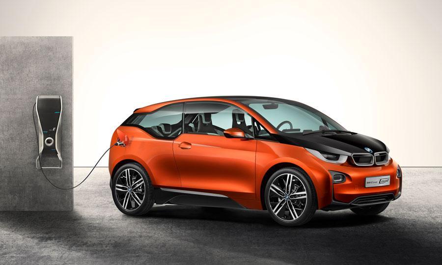 BMW i3 premiere