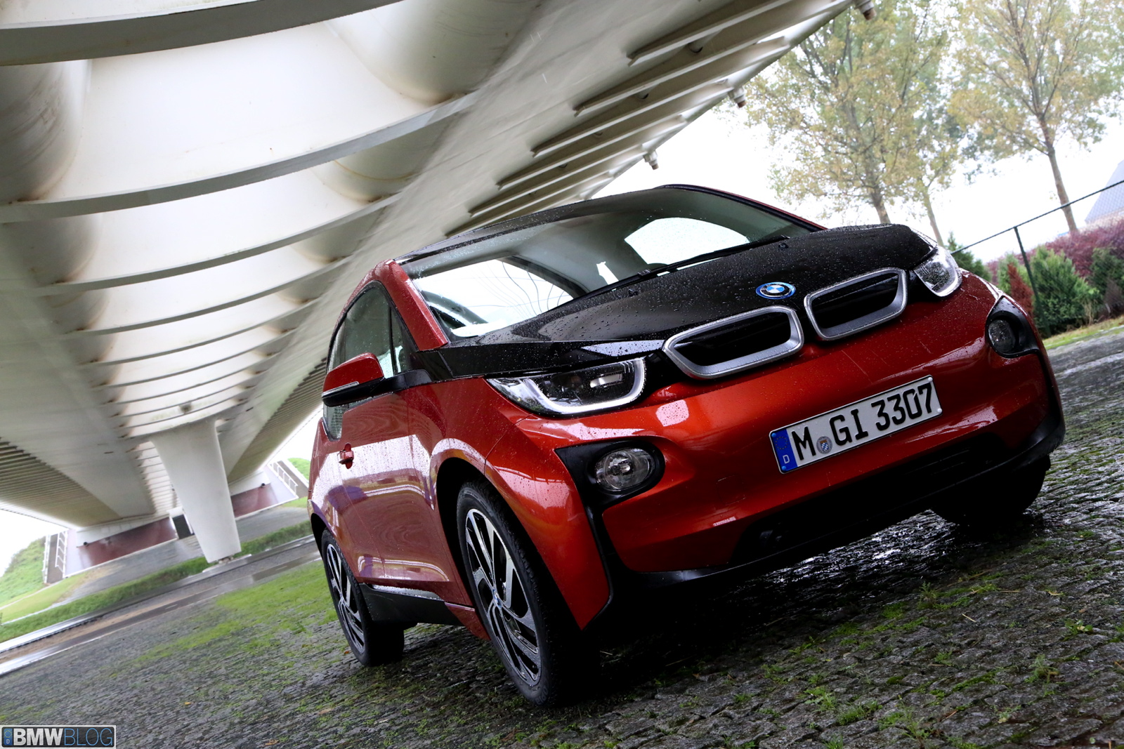 BMW i3 review Shawn Molnar BMWBLOG 501