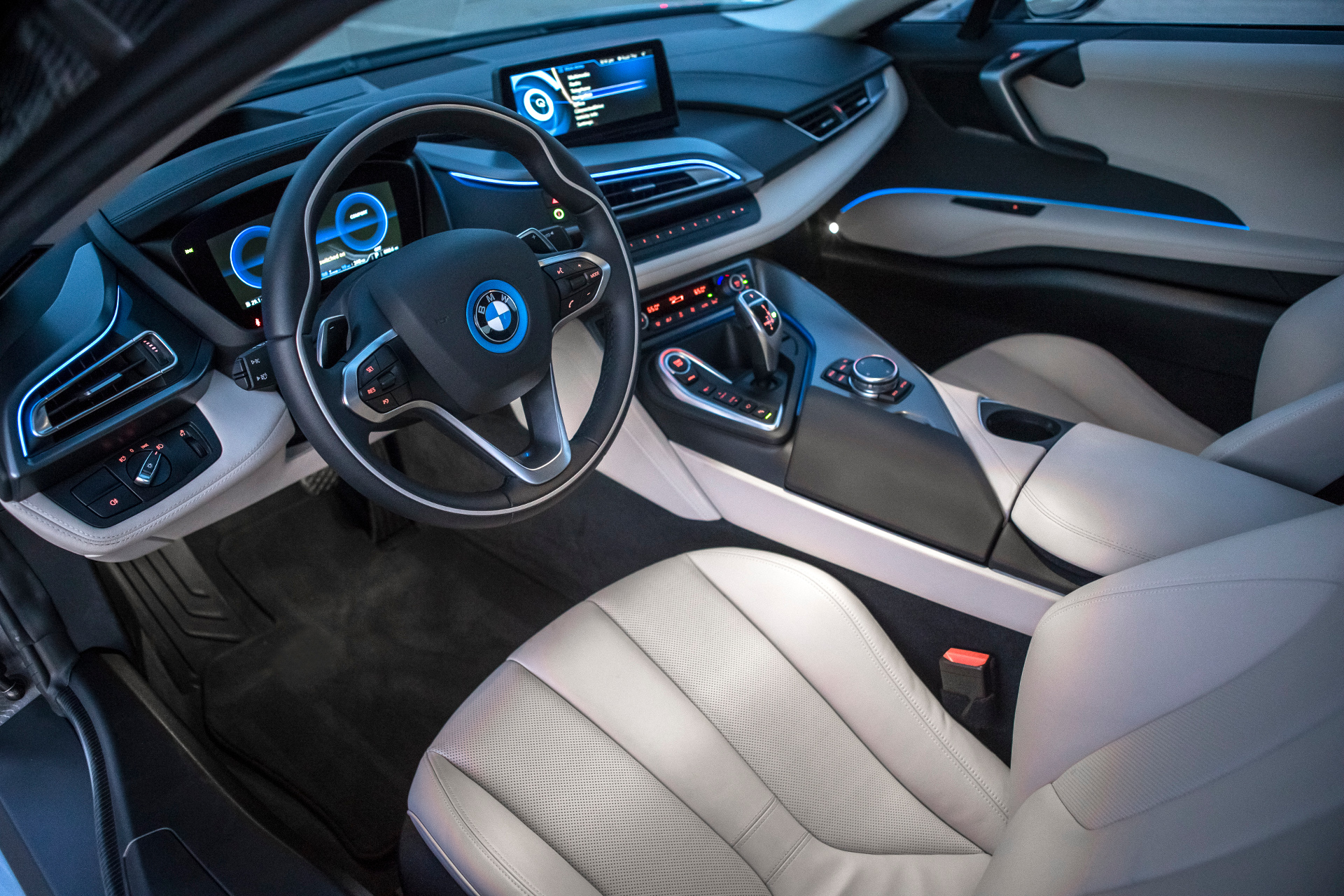 BMW i8 Concours d Elegance Edition 2014 Pebble Beach Frozen Grey 10